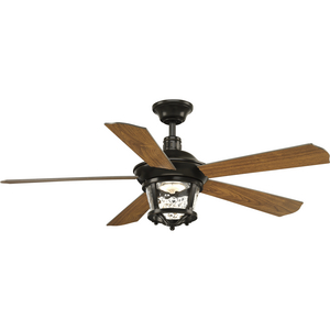 "Smyrna Collection Indoor/Outdoor 52"" Five Blade Ceiling Fan"