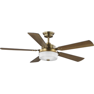 "Tempt Collection 52"" Five Blade Ceiling Fan"