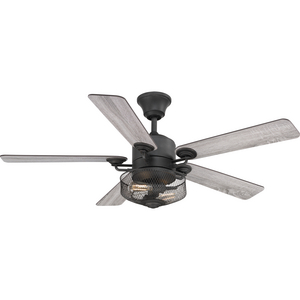 "Greer Collection 54"" Five Blade Ceiling Fan"