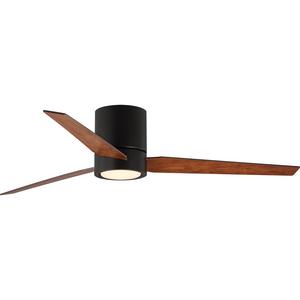 "Braden Collection 56"" Three-Blade Indoor Hugger Ceiling Fan"