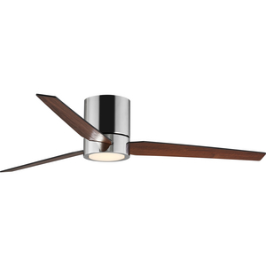 "Braden Collection 56"" Three-Blade Indoor Hugger Ceiling Fan"