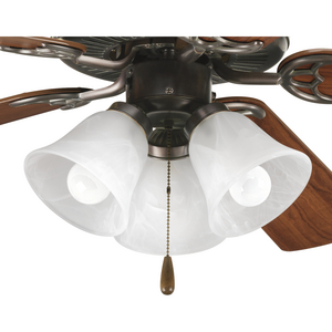 AirPro Collection Three-Light Ceiling Fan Light