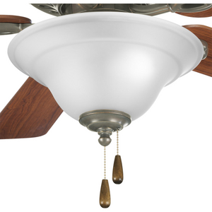 Trinity Three- Light Ceiling Fan Light