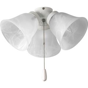 AirPro Three- Light Ceiling Fan Light