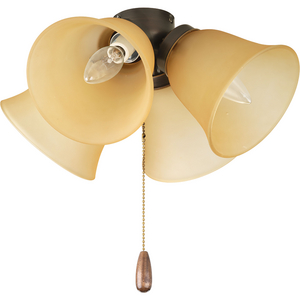 AirPro Collection Four-Light Ceiling Fan Light