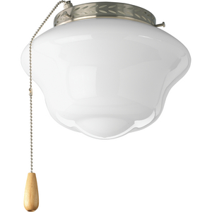 AirPro Collection One-Light Ceiling Fan Light