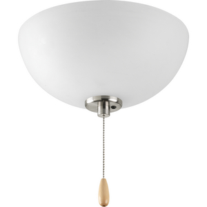 Bravo Three- Light Ceiling Fan Light