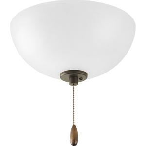 Gather Three- Light Ceiling Fan Light