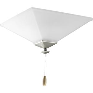 North Park Three- Light Ceiling Fan Light