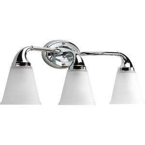 Lahara Three- Light Bath Light