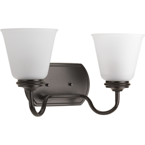 Keats Collection Two-Light Bath & Vanity Light