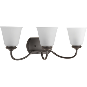 Keats Collection Three-Light Bath & Vanity Light