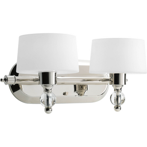 Fortune Collection Two-Light Bath & Vanity