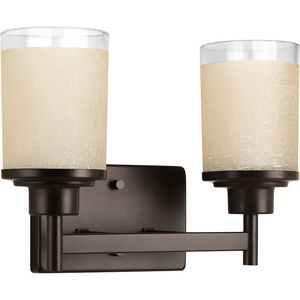 Alexa Collection Two-Light Bath & Vanity