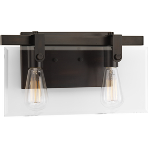 Glayse Two-Light Bath & Vanity
