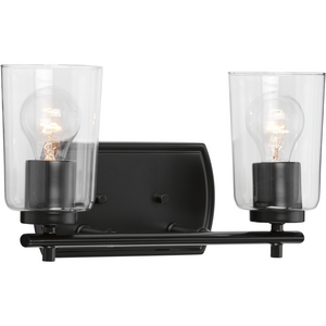 Adley Collection Two-Light Bath & Vanity