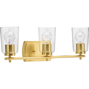 Adley Collection Three-Light Bath & Vanity