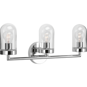 Signal Collection Three-Light Bath & Vanity