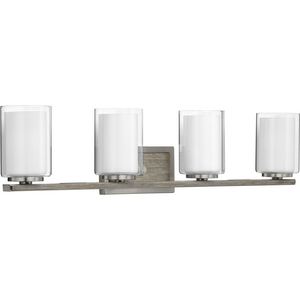 Mast Collection Four-Light Bath & Vanity