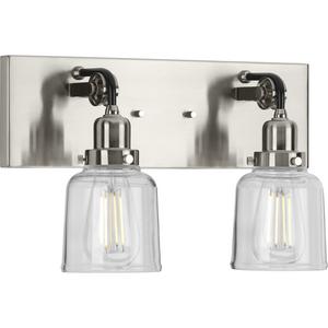 Rushton Collection Two-Light Bath & Vanity