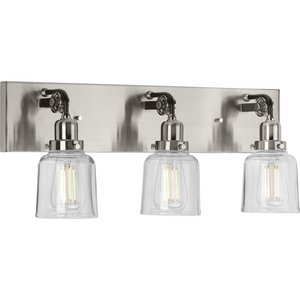 Rushton Collection Three-Light Bath & Vanity