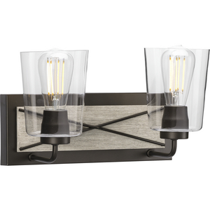 Briarwood Collection Two-Light Bath & Vanity