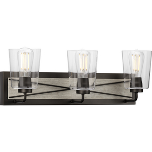 Briarwood Collection Three-Light Bath & Vanity