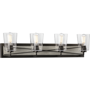 Briarwood Collection Four-Light Bath & Vanity