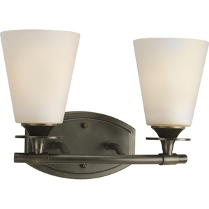 Cantata Collection Two-Light Bath Bracket