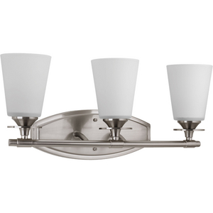 Cantata Collection Three-Light Bath Bracket