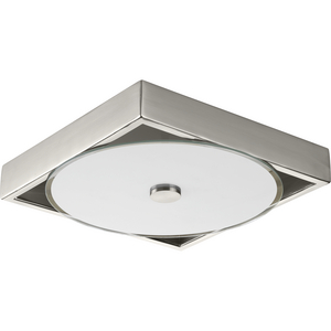 "Frame Collection One-Light 12"" LED Flush Mount/Wall Sconce"