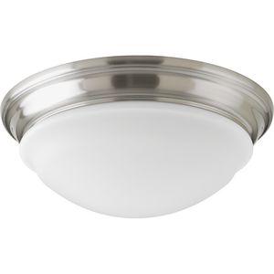 """One-Light 12-3/4"""" LED Flush Mount"""