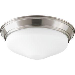 """One-Light 13-1/4"""" LED Flush Mount"""