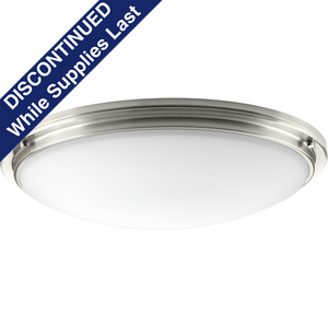 "Apogee Collection 27"" LED Flush Mount"