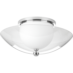 "Fortune Collection 16"" LED Flush Mount"