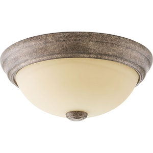 Spirit Collection One-Light Flush Mount