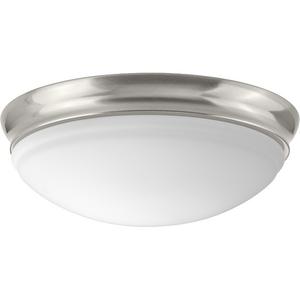 """One-Light 11"""" LED Flush Mount"""