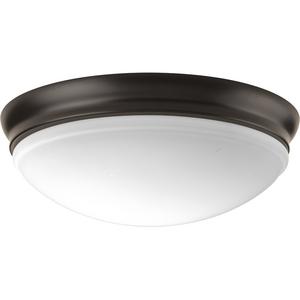 """One-Light 13-1/2"""" LED Flush Mount"""