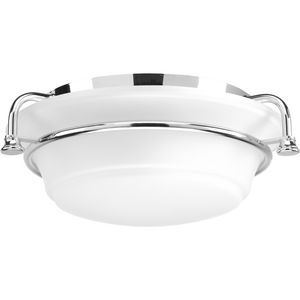 """Tinsley Collection 16-1/2"""" Flush Mount"""