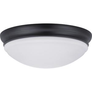 """One-Light 15"""" LED Flush Mount"""