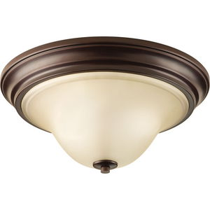 Spirit Collection Two-Light Flush Mount