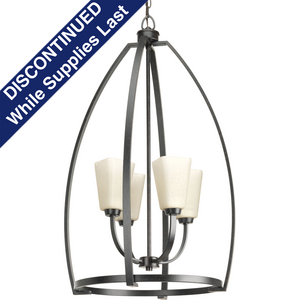 Ridge Collection Four-Light Hall & Foyer Pendant