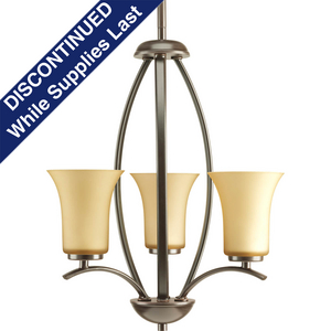 Joy Collection Three-Light Foyer Chandelier