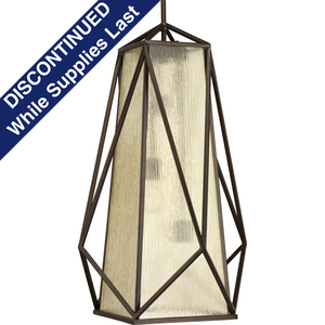 Marque Collection Three-Light Mini-Pendant