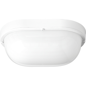 "One-Light 6-1/2"" LED Wall or Ceiling Bulkhead"