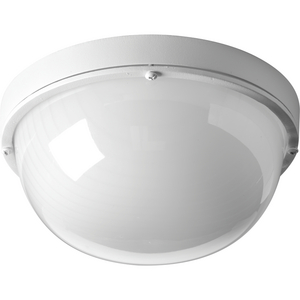 "One-Light 9-1/2"" LED Wall or Ceiling Bulkhead"