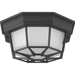 """Milford Collection One-Light 8-3/8"""" LED Flush Mount"""