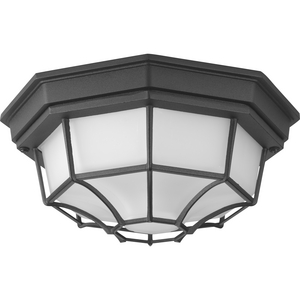 """Milford Collection One-Light 10-5/8"""" LED Flush Mount"""