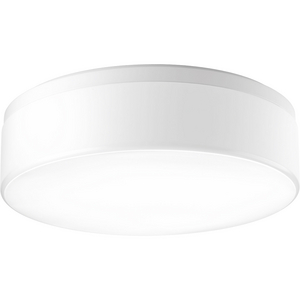 "Maier Collection Three-Light 18"" CFL Flush Mount"