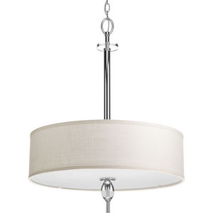 Status Collection Four-Light Inverted Pendant